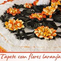tapete-flor-laranja-mini