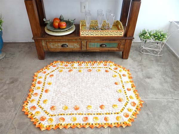 tapete-flores-alaranjadas-2