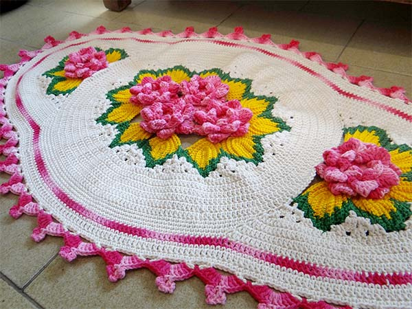 tapete-flores-rosas-amarelo-1