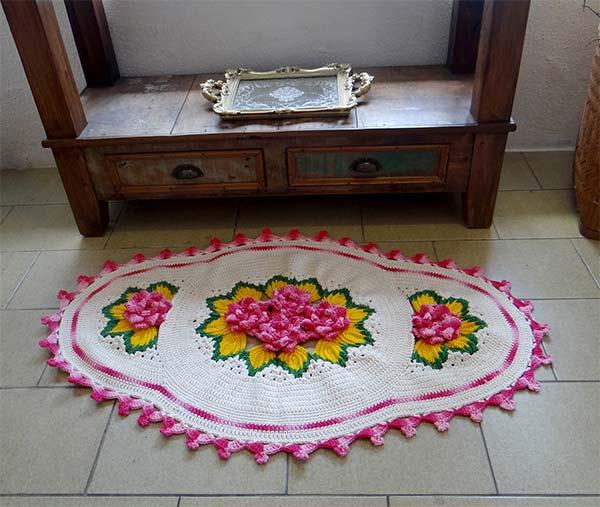tapete-flores-rosas-amarelo-2