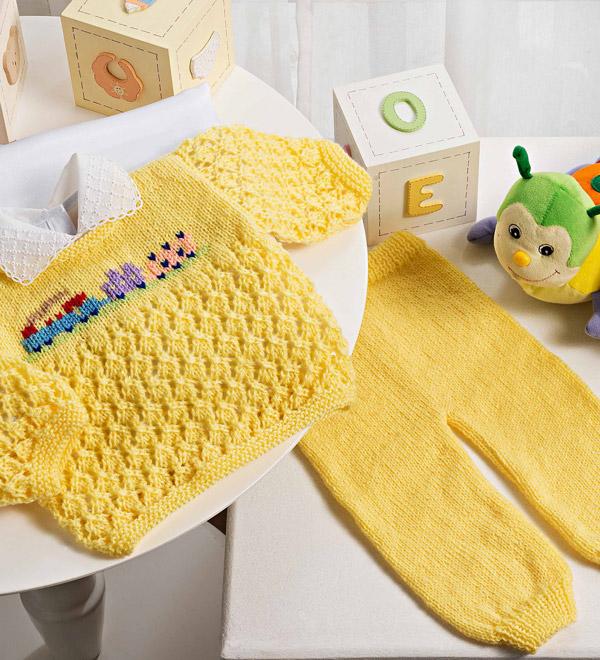 Receita-Conjunto-Bebê-Amarelo-Fio-Cisne-Bebê-Comfort-2