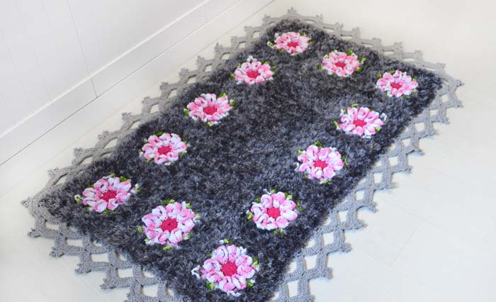 Receita-Tapete-de-crochê-Flor-Margarida-Bicuda-4