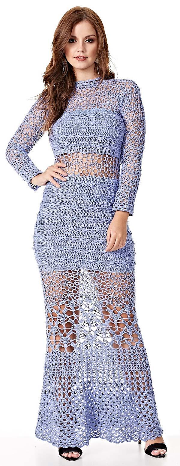Vestido Longo Serenity Linha Anne Blog Do Bazar Horizonte