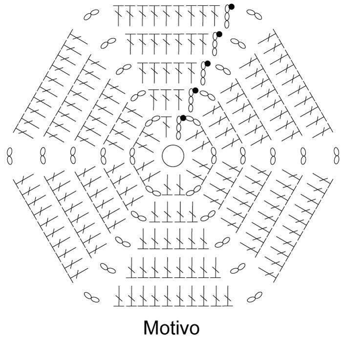 toalha-de-croche-hexagonos-7