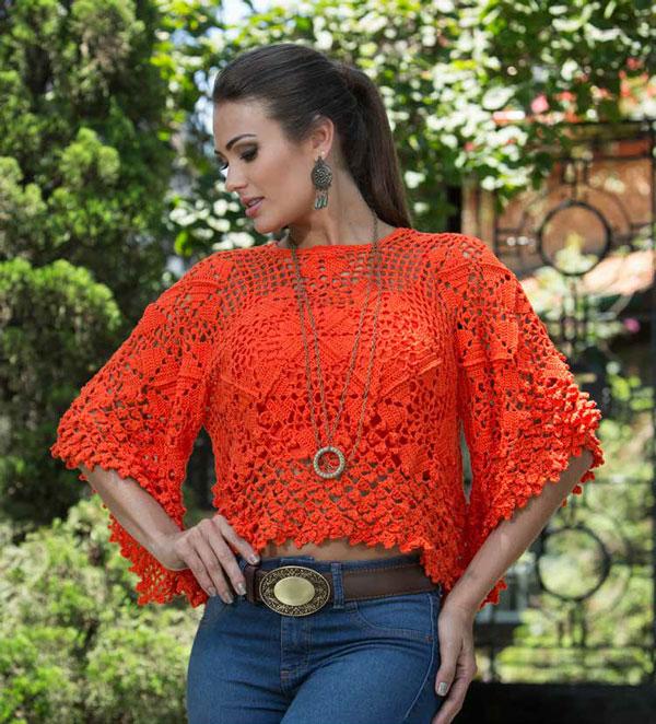 blusa-laranja-de-manga-cigana