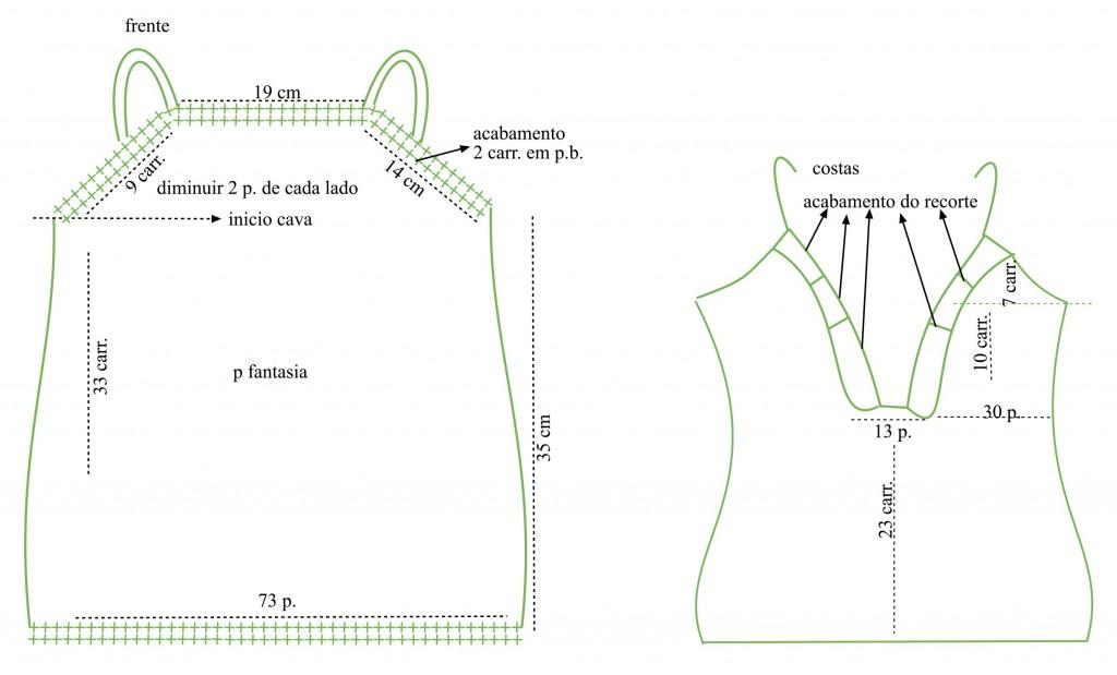 blusa-verde-mescla-recorte-nas-costas
