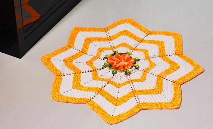 tapete-estrela-natural-e-amarelo