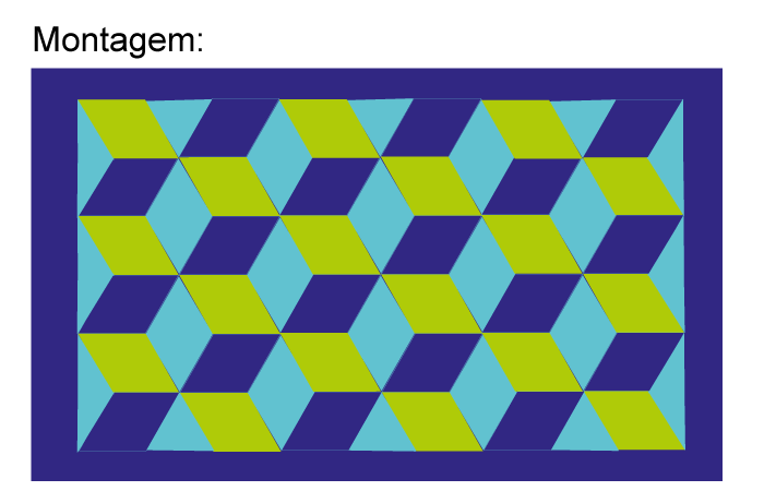 Tapete-Cubos-Empilhados-montagem