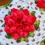 Caminho de Mesa de Crochê Premium - Barroco Maxcolor