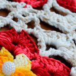 Centro de Mesa de Crochê Paixão - Barroco Multicolor Premium