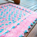 Tapete de Crochê Multi Max - Barroco Decore Luxo