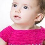 Bata Infantil de Crochê - Linha Charminho