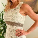 Vestido de Crochê Fashion - Linha Passione EuroRoma