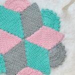Maxi Tapete de Crochê Candy - EuroRoma Spesso