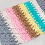 Maxi Tapete de Crochê Colors - EuroRoma Spesso