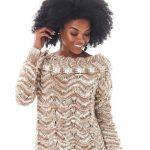 Receita Blusa de Tricô com a Lã Comfort da Círculo