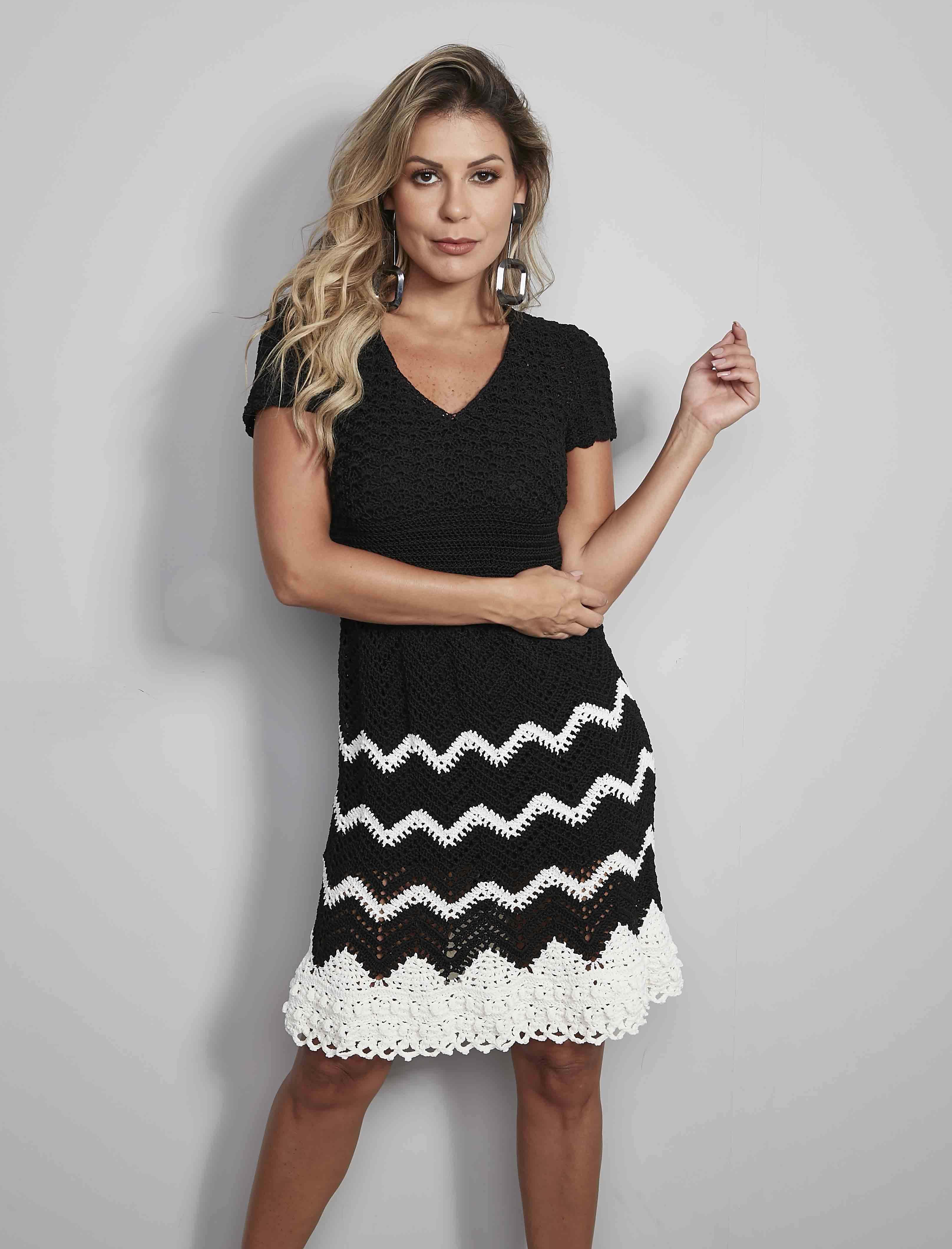 5ce3cfc65 Veja outras receitas de Vestido de Crochê que vão te inspirar ainda mais.