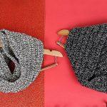 Receita Golas em Crochê com Lã Família Mouliné
