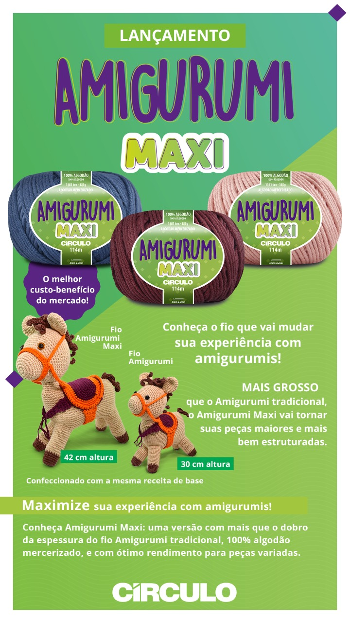 Kit Amigurumi Bailarinas Circulo | Armarinho São José | 1280x720
