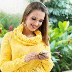 Receita Blusa e Gola Amarela com Linha Camila Fashion