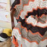 Receita Manta de Crochê com Barbante Ecosoft