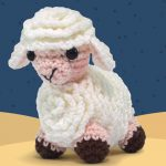 Receita Ovelha com Fio Amigurumi