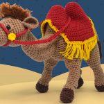 Receita Camelo com Fio Amigurumi