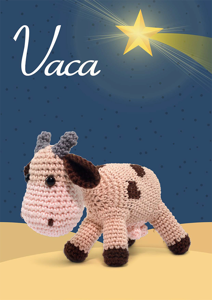 Ravelry: La Vaca Lola pattern by Cecy Gauna | 1000x707