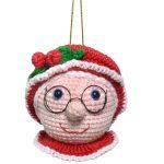 Receita Bola de Mamãe Noel com Fio Amigurumi