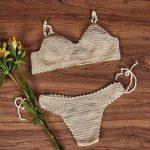 Receita Biquíni Tramas Naturas com Linha Bikini