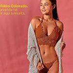 Receita Biquíni Colorado com Linha Bikini