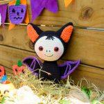 Amigurumi de Crochê Morcego com Amigurumi Soft