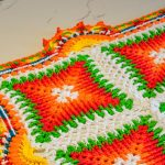 Centro de Mesa de Crochê Relevo com Barroco Maxcolor