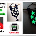 Live Bandeirola Glow com Renata Vieira