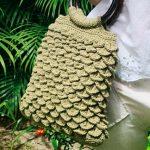 Bolsa de Crochê Eva com Fio Ateliê Natureza