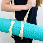 Corda Macramê para Tapete de Yoga