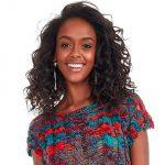 Blusa de Tricô Bahamas com Barroco Multicolor Premium